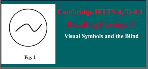 Visual Symbols and the Blind